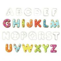 Alphabet and Number Cutters